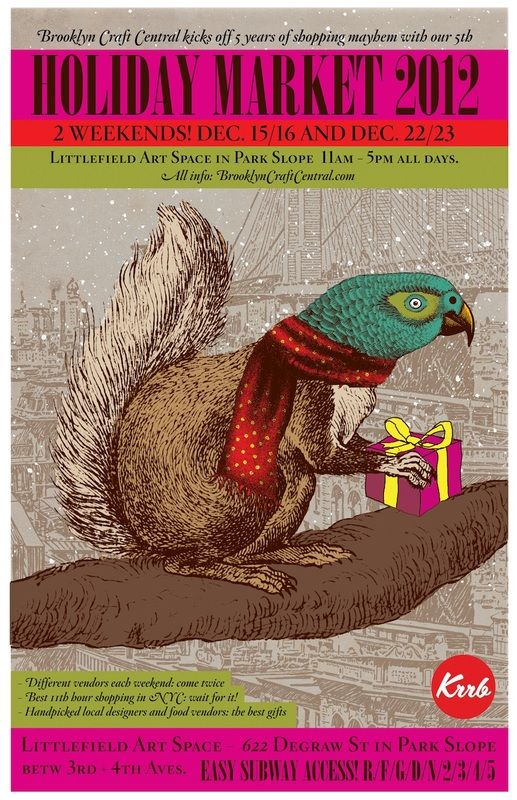 18++ Holiday arts and crafts fair information
