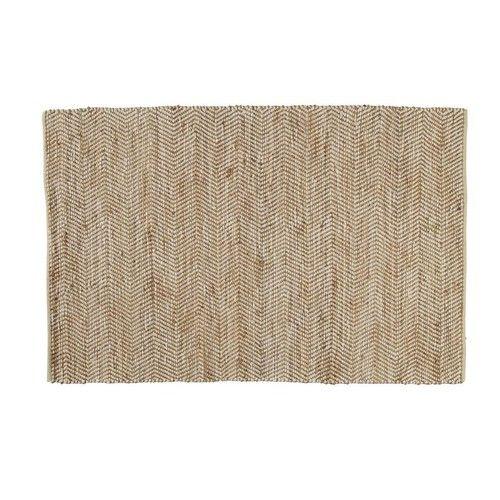 tapis en coton et jute 140 x 200 cm barcelone | projet agence de