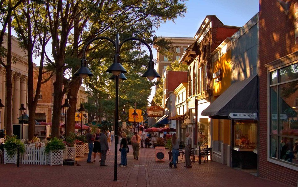 America's Favorite Towns 2016 College town, Best places
