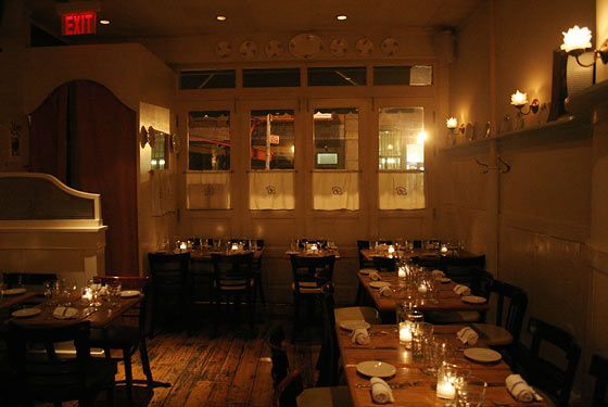 Bianca Nyc Is Quite Possibly The Cutest Little Italian Restaurant I Ve Been To Yet
