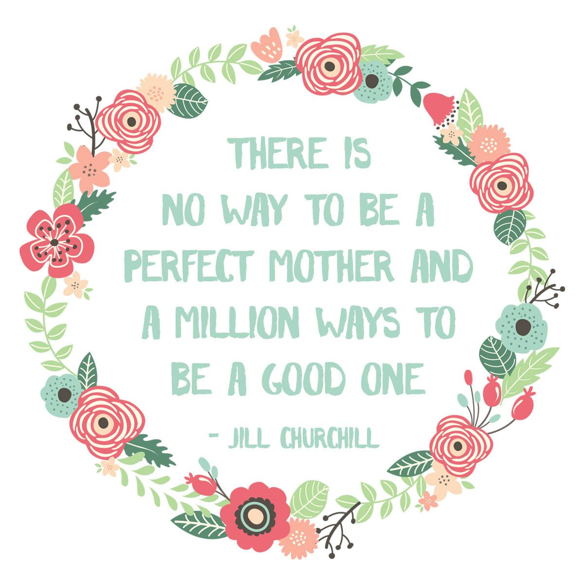5 Inspirational Quotes For Mother S Day