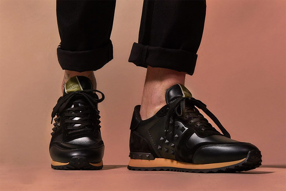 Valentino Chaussures Noir