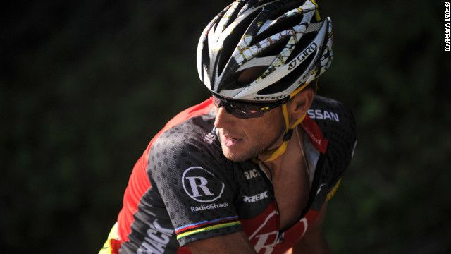 Lance Armstrong charged with doping