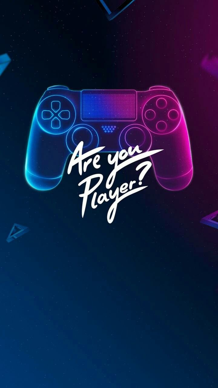 This the amazing controller of the ps4 Game wallpaper