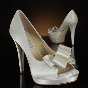 Vera Sammy Ivory Wedding Shoes 3