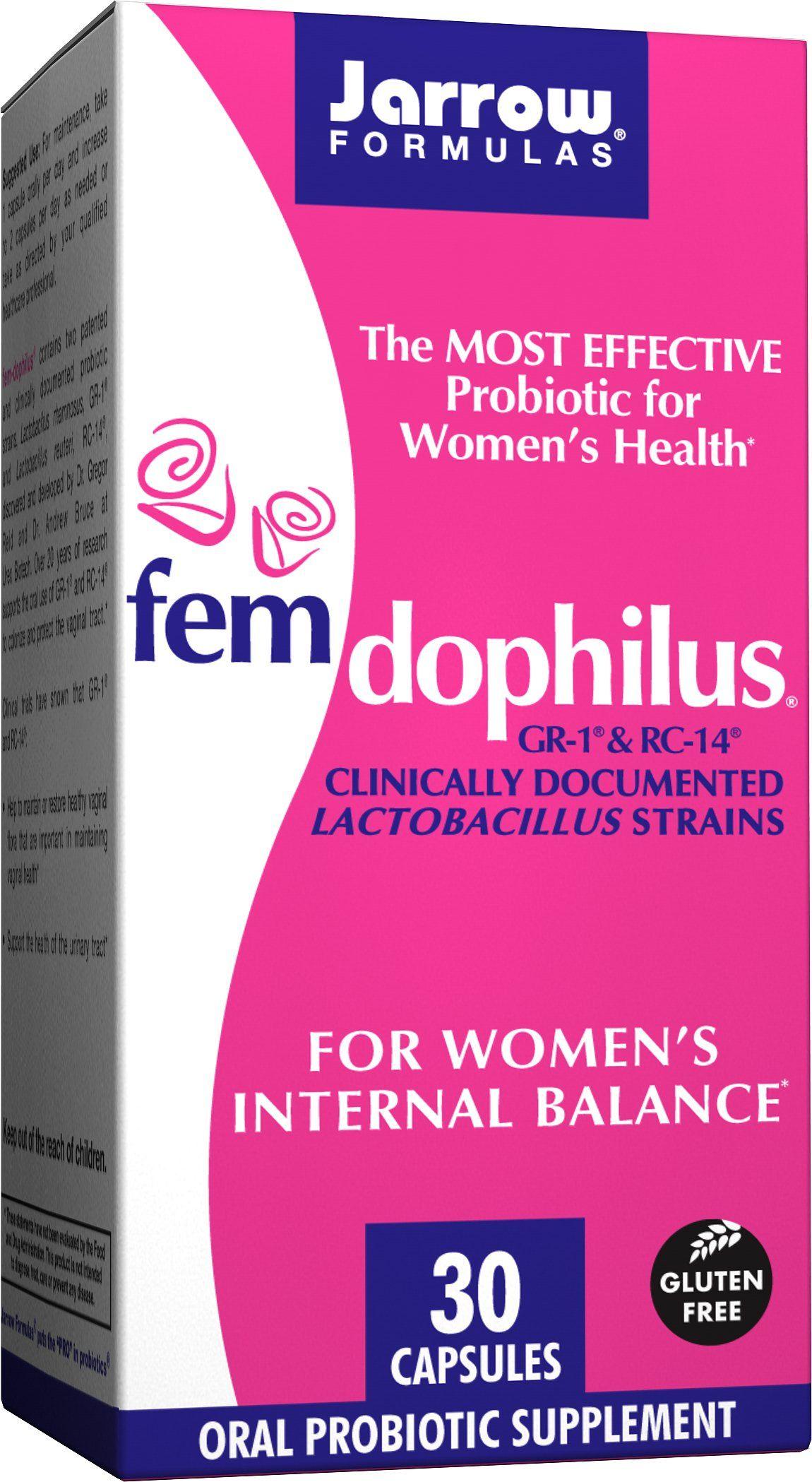 Fem dophilus bacterial vaginosis