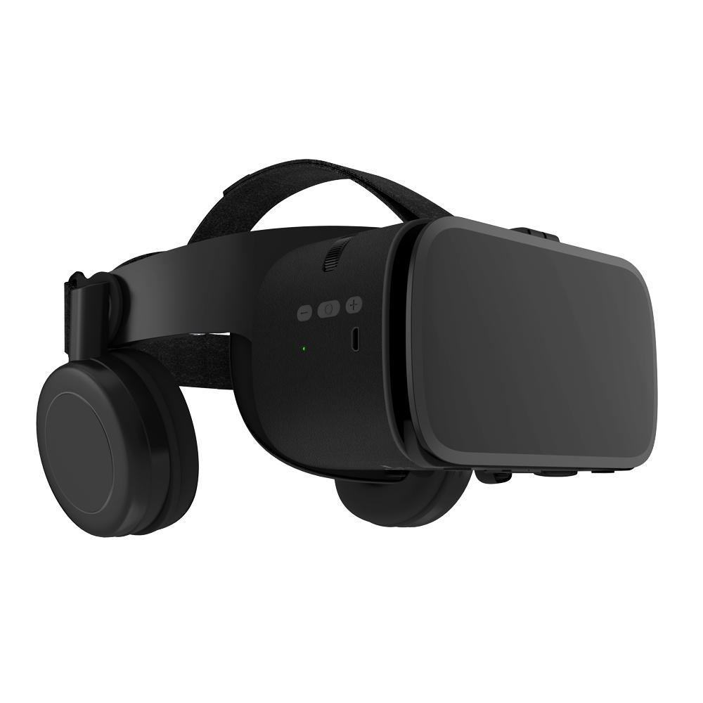 Bobovr Z6 Bluetooth Helmet 3d Vr Glasses Virtual Reality Vr Headset For Smart Phone Black Smart Wearable Device From Consumer Electronics On Banggood Com
