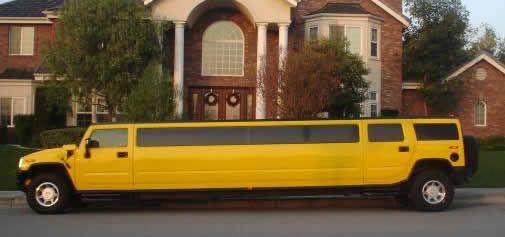 Yellow Hummer Limo Hummer Limo Hummer Limo Party