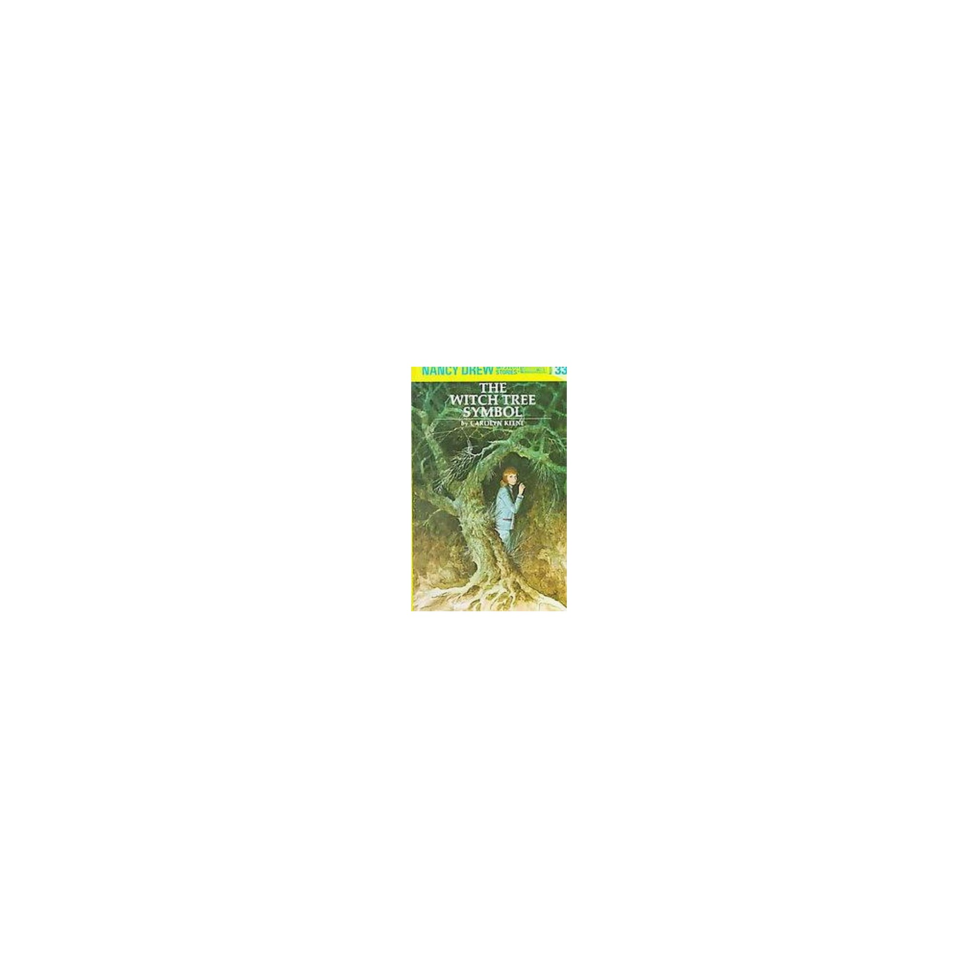 Witch Tree Symbol Revised Hardcover Carolyn Keene Symbols