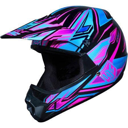 Girls helmet 85 00   Mini 4 Wheeler   Dirt bike helmets