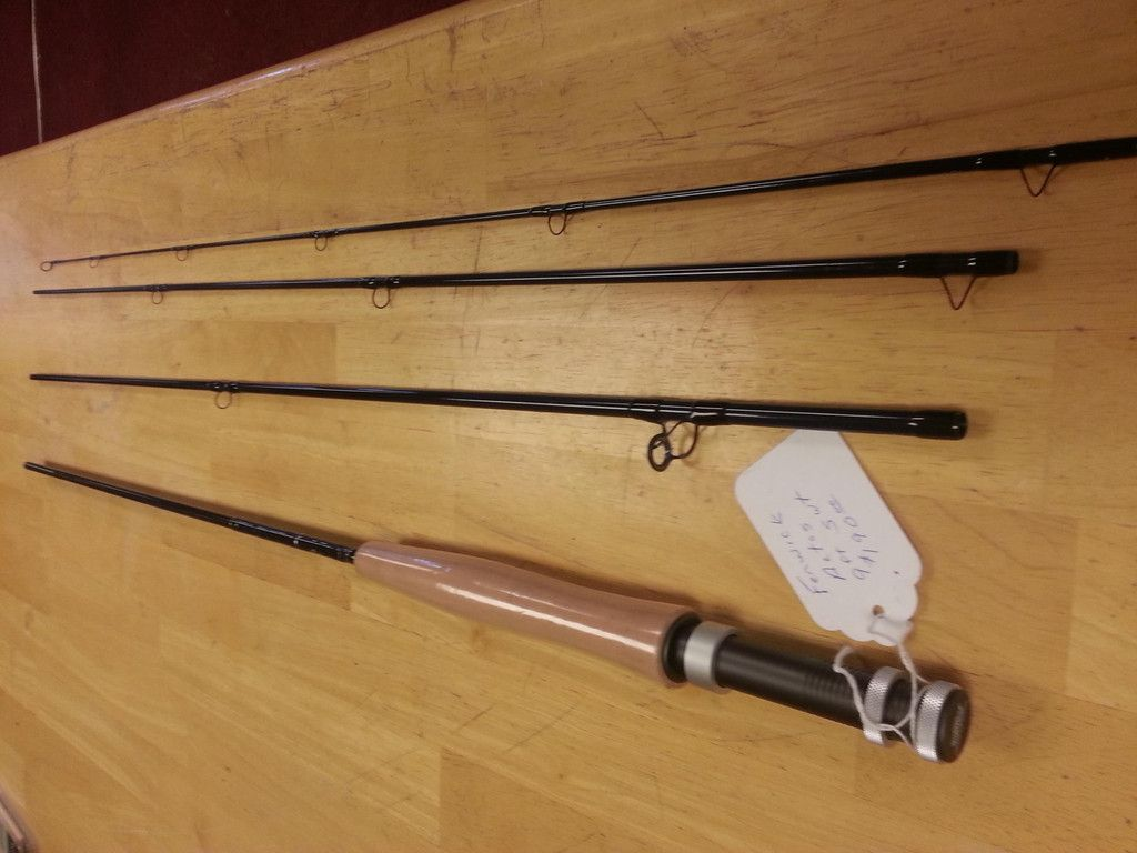 Fenwick Aetos 9 Ft 5 Wt 4 Pc Rod Fly Rods Fly Shop Rod