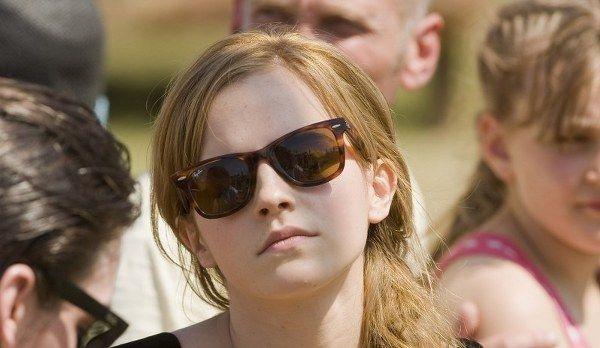 ray ban wayfarer small  Emma Watson\u0027s Original Wayfarer