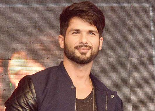 Shahid Kapoor New Hairstyle For His New Movie Shaandar Shahid Kapoor New Hair Hairstyle
