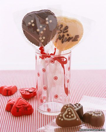 Personalized Chocolates #chocolatepops
