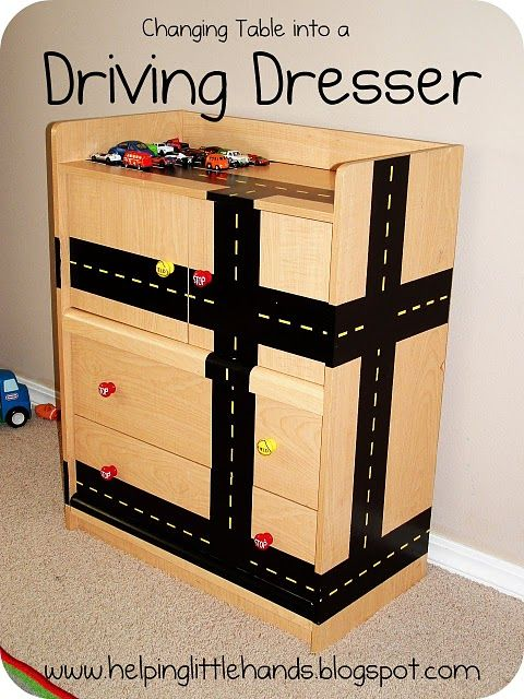 Inspirational Convert Dresser to Changing Table
