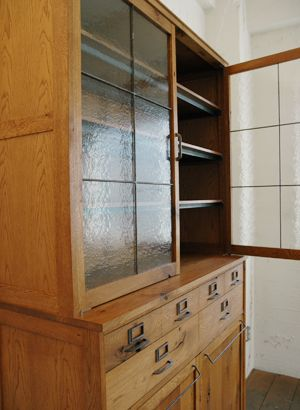 TRUCK|126. GATTO CUPBOARD