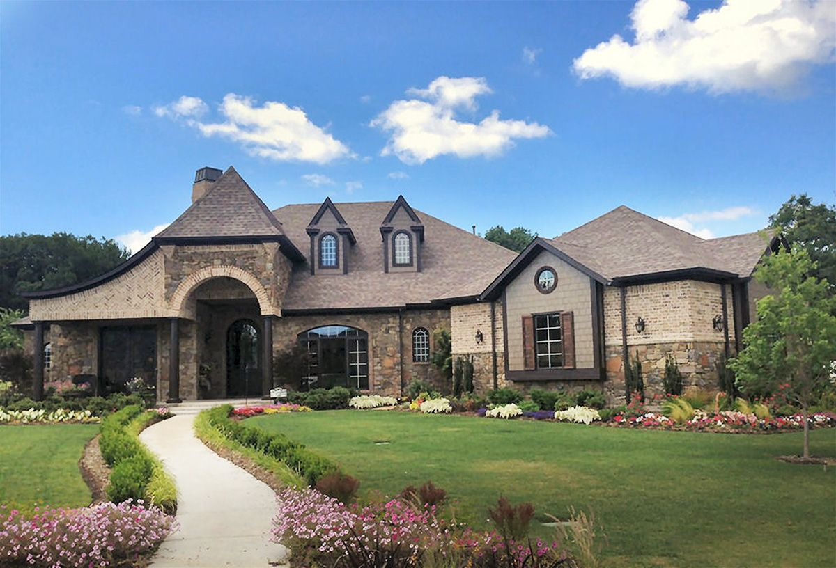 Plan 36424tx 3 Bedroom Beauty With Game Room Aspen House Luxury House Plans House Plans