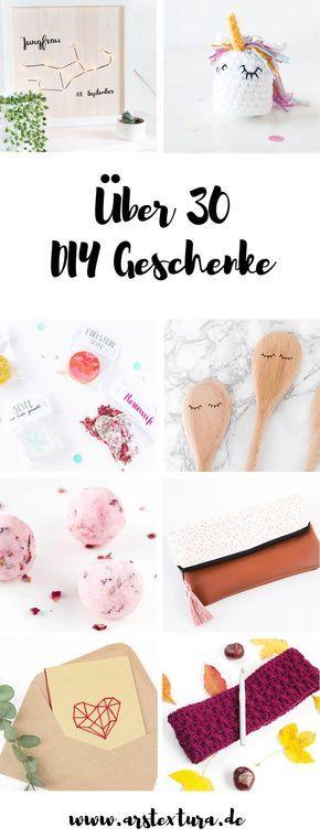 DIY Geschenke | ars textura – DIY-Blog