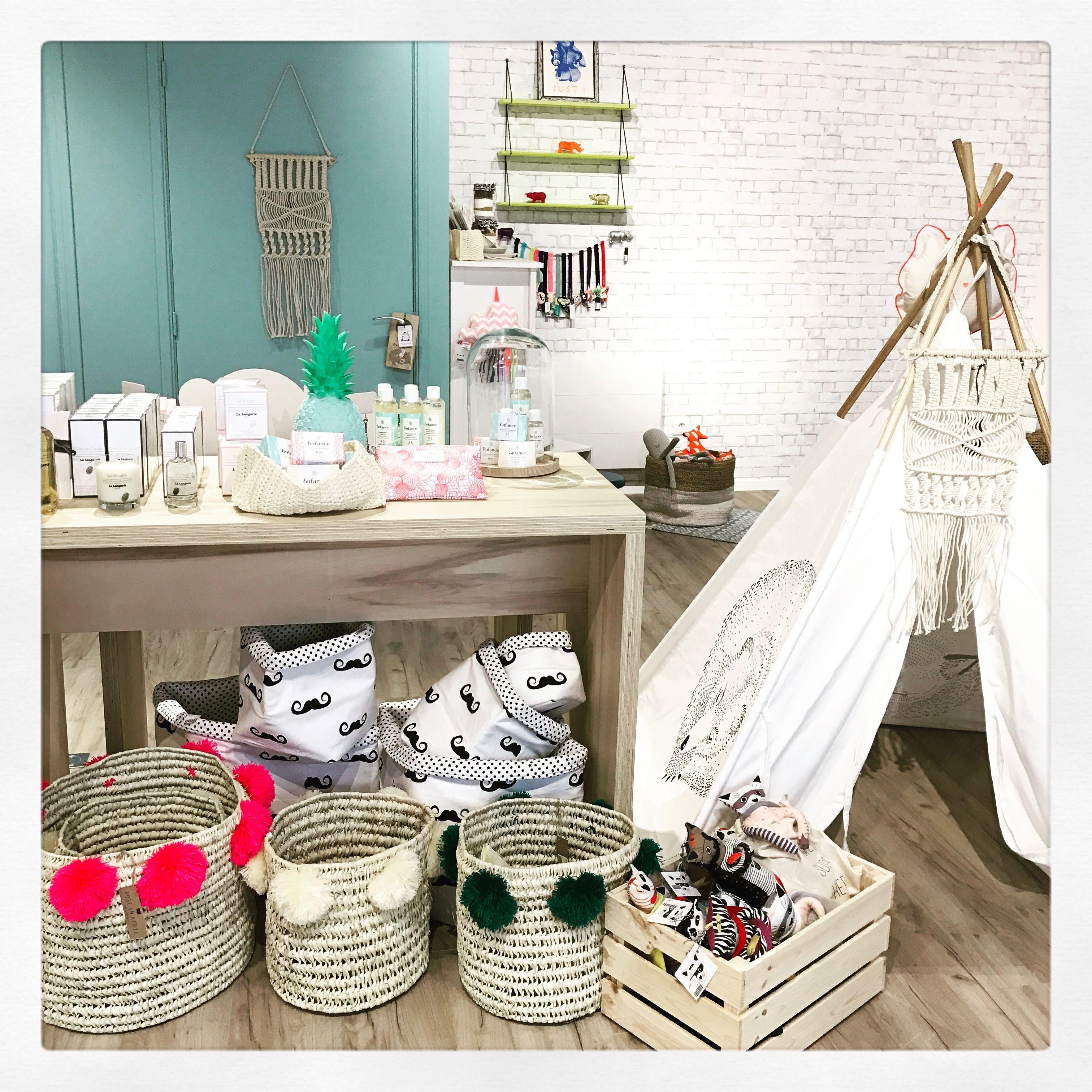 Boutique M´me Wambrechies Concept store pour enfant