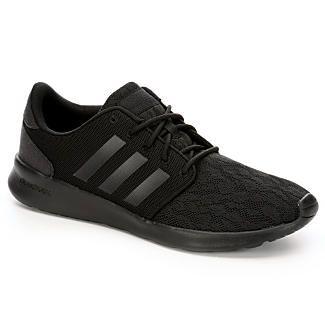 92951a56925 Adidas Neo Cloudfoam QT Racer Women s Running Shoe (BLACK)