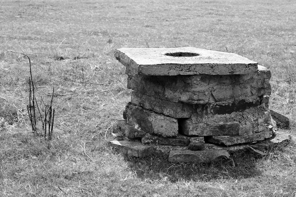 Old well, near Marshall, Arkansas