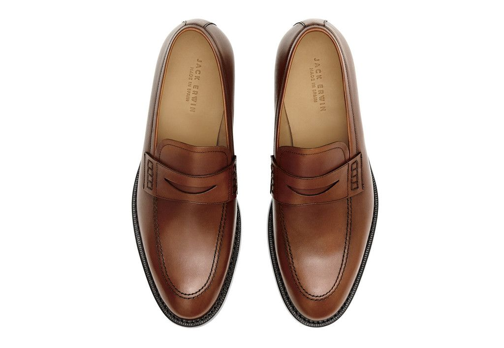 fcdf71e9fe1 Penny Loafers from Jack Erwin