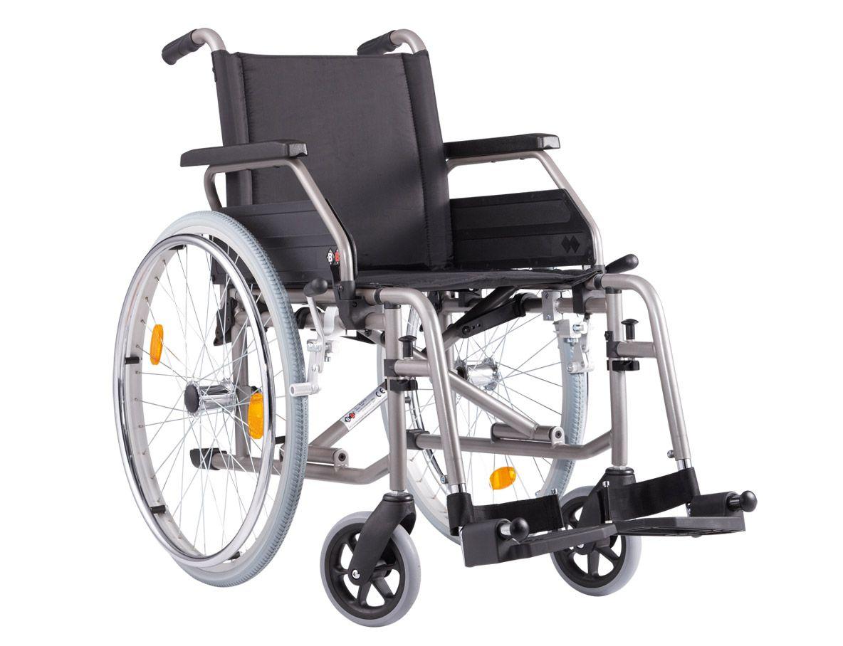 Silla de ruedas eco ii manual autopropulsable de acero ruedas traseras grandes o no - La boutique de la silla madrid ...