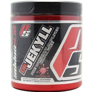 Pro Supps Dr Jekyll Diet Supplement Powder Watermelon 30 Servings By Pro Supps 30 51 Muscle Swelling Pumps Preworkout Pre Workout Supplement Supplements