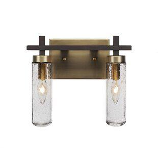 Ivy Bronx Glynn 1-Light LED Bath Sconce   Wayfair   Led ... on Wayfair Bathroom Sconces id=39420