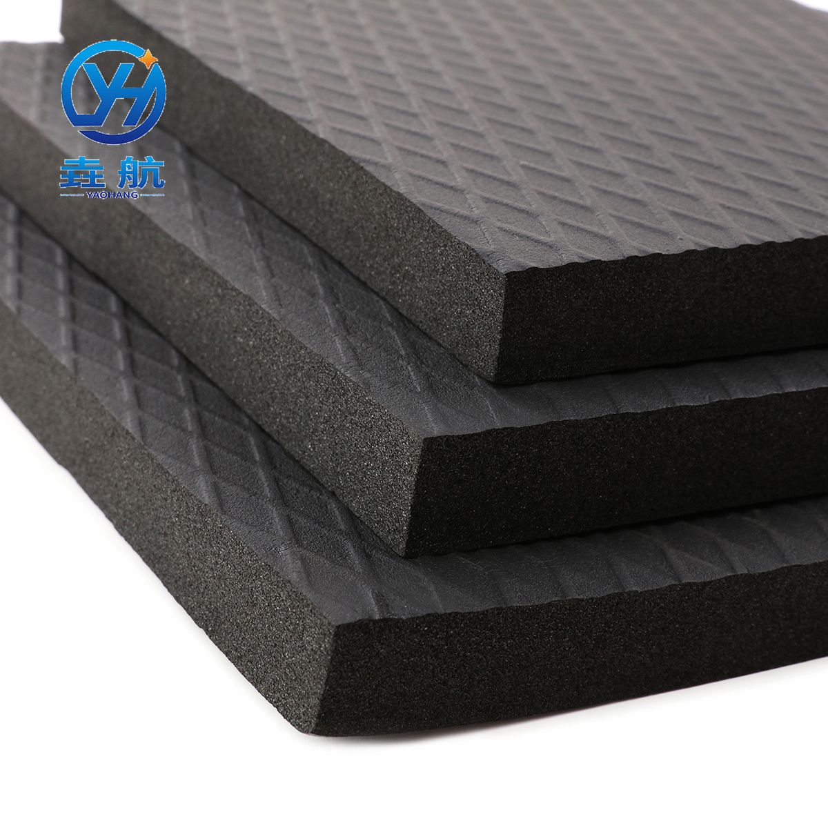 6mm 50mm Nbr Pvc Thermal Insulation For Industry