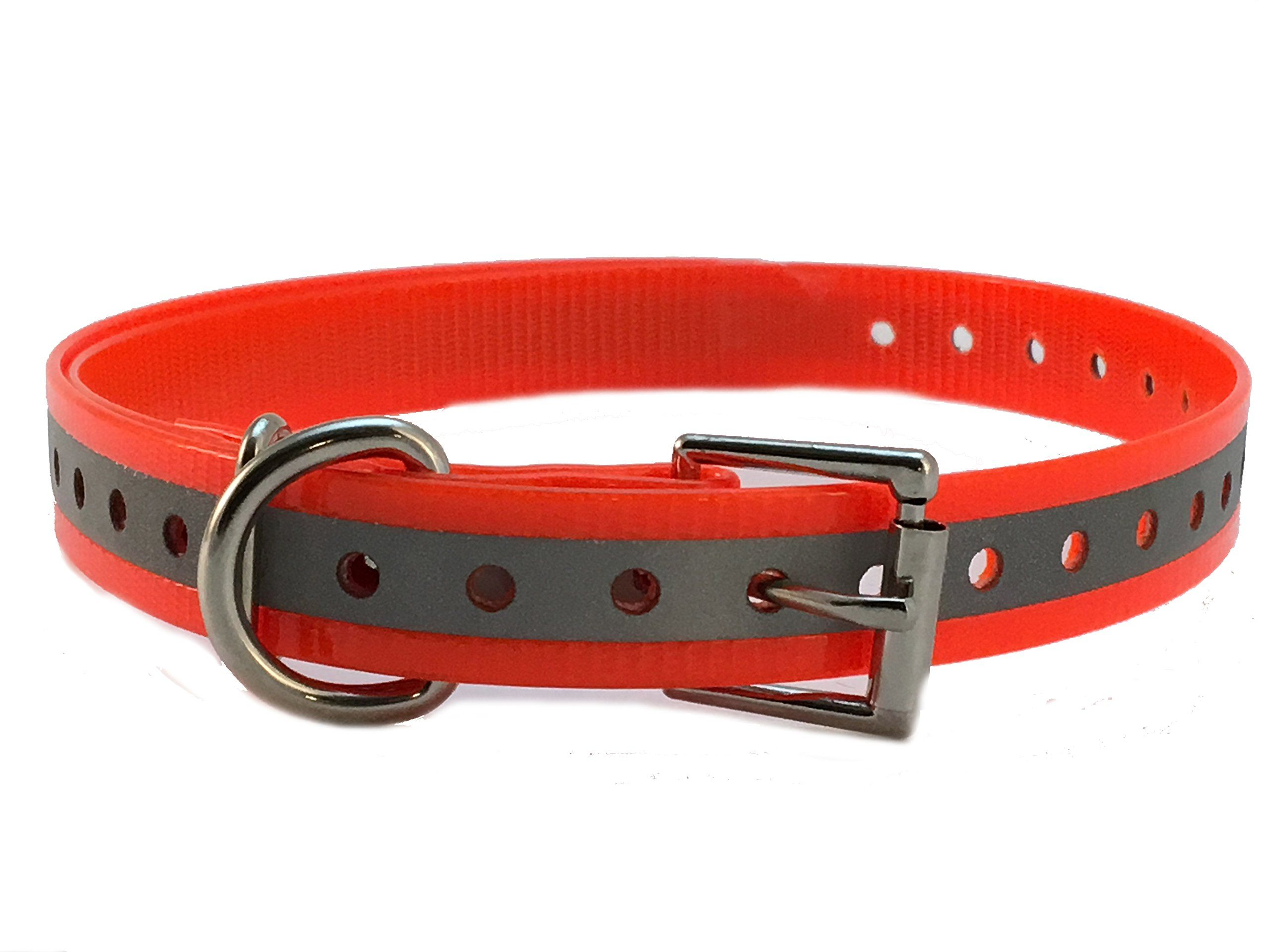 Sparky Petco 3 4 Reflective Orange Square Buckle High Flex Reflective Dog Strap Want Additional Info Click On The Image No Pet Harness Sporting Dogs