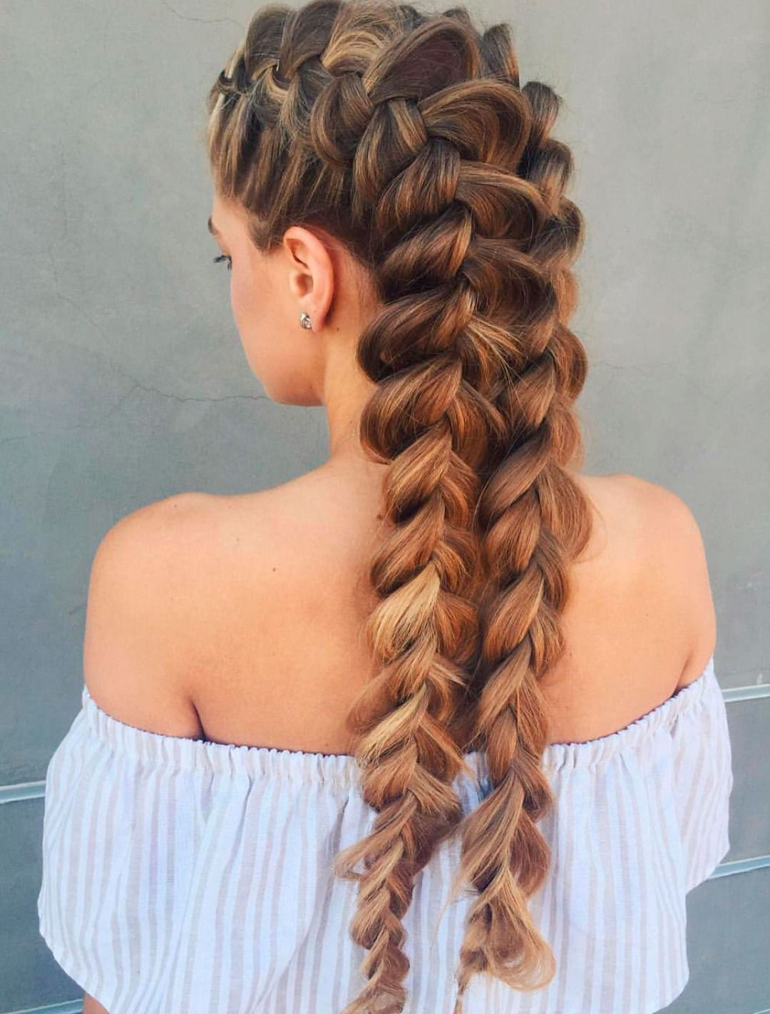 Best Pigtail Braids That Suit Every Hair Type Braided Hairstyles Braids For Long Hair Long Hair Styles