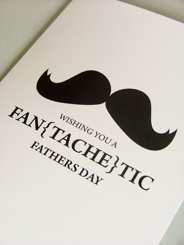 Fantachetic Fathers Day Card