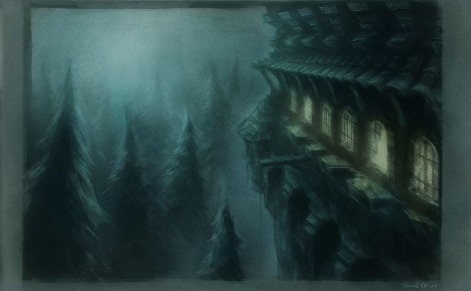 Amnesia The Dark Descent Art Hd Wallpaper Dark Artwork Amnesia