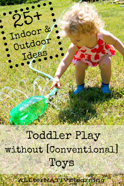 Toys For Grandparents House : Activities for toddlers at home without using toys
