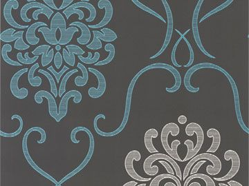 Wallpaper Eco Chic From Sherwin Williams Damask