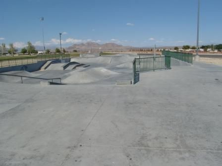 About 2 1/2 miles away from the Santiago Ridgecrest Estates is Leroy Jackson Park which is located on French Avenue. It features a skate park that is open from 6am to 10pm.
