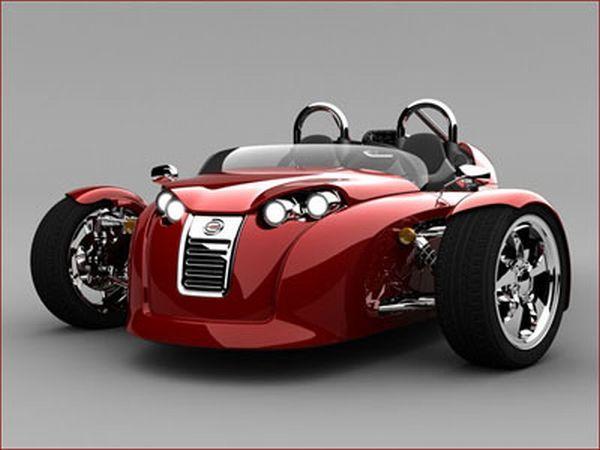 Three Wheel Sports car   Motorcycles   Pinterest   Third wheel ...