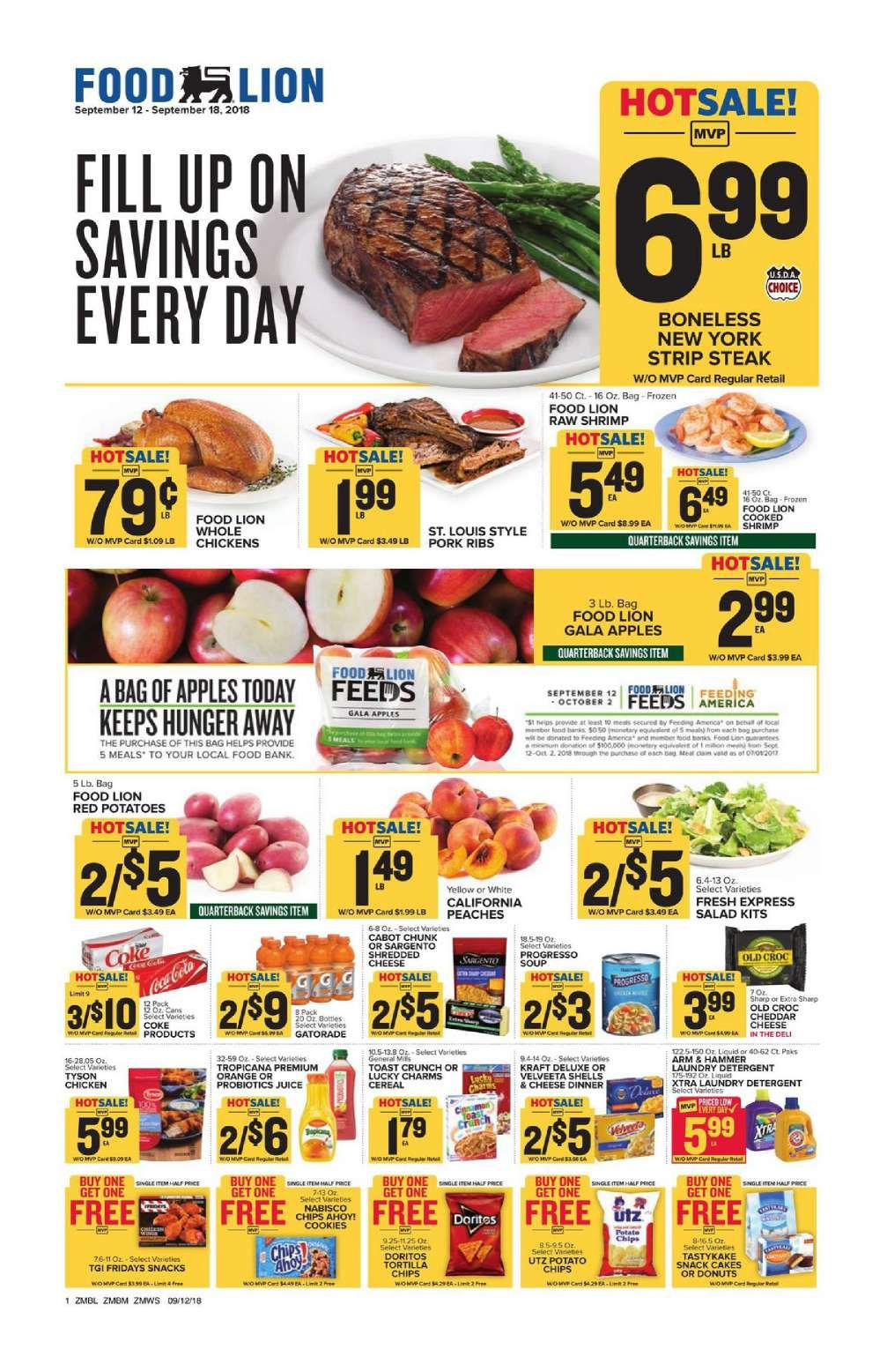 Food Lion Weekly Ad Flyer Feb 26 Mar 03, 2020 Food