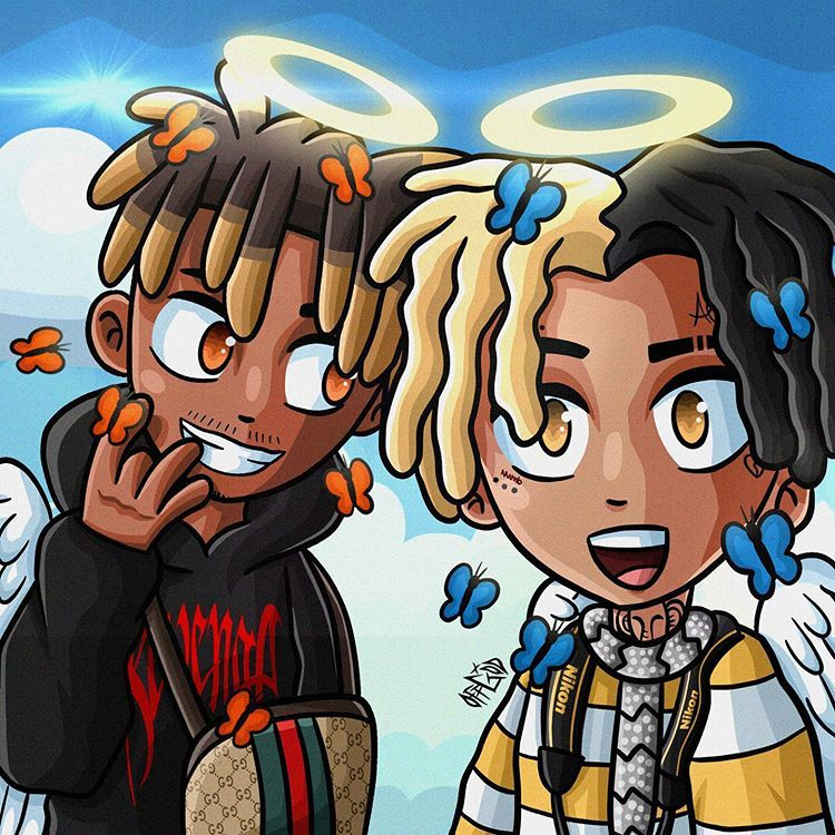 Llj Lljw Anime Rapper Rapper Art Cartoon Wallpaper Hd