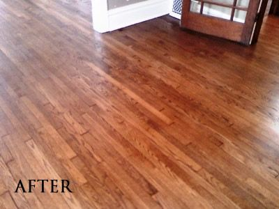 English Chestnut Stain On Red Oak Our House In 2019