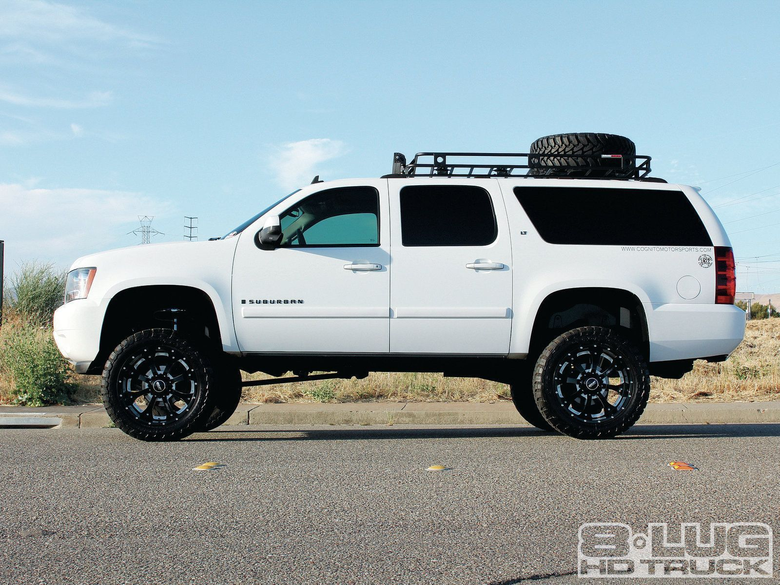 Pin By Scott Burcham On Auto In 2020 Chevy Chevy Suburban Roof Rack