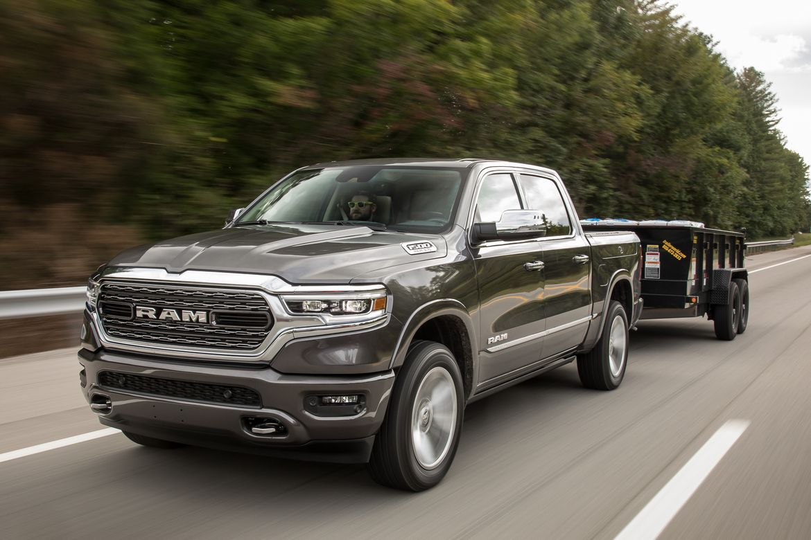 2019 Ram 1500 Review Top Luxury Or Work But Not Both Ram 1500
