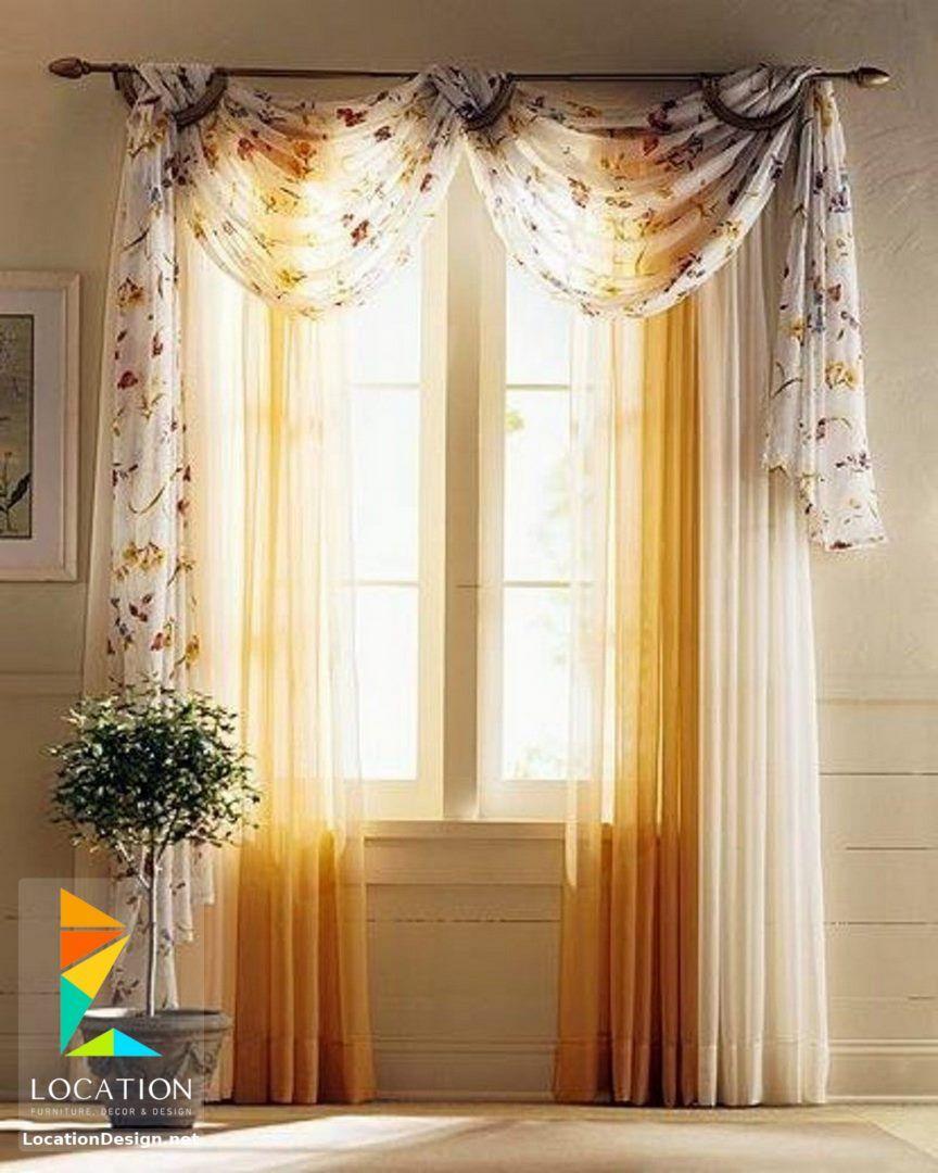 اشكال ستائر مودرن من أحدث موديلات الستاير 2019 Curtains Living Room Modern Curtains Living Room Curtains Living
