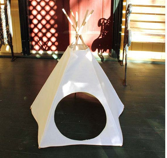 Cat Bed Cat House Cat Tent Eco-friendly Kiteepee by Kiteepee