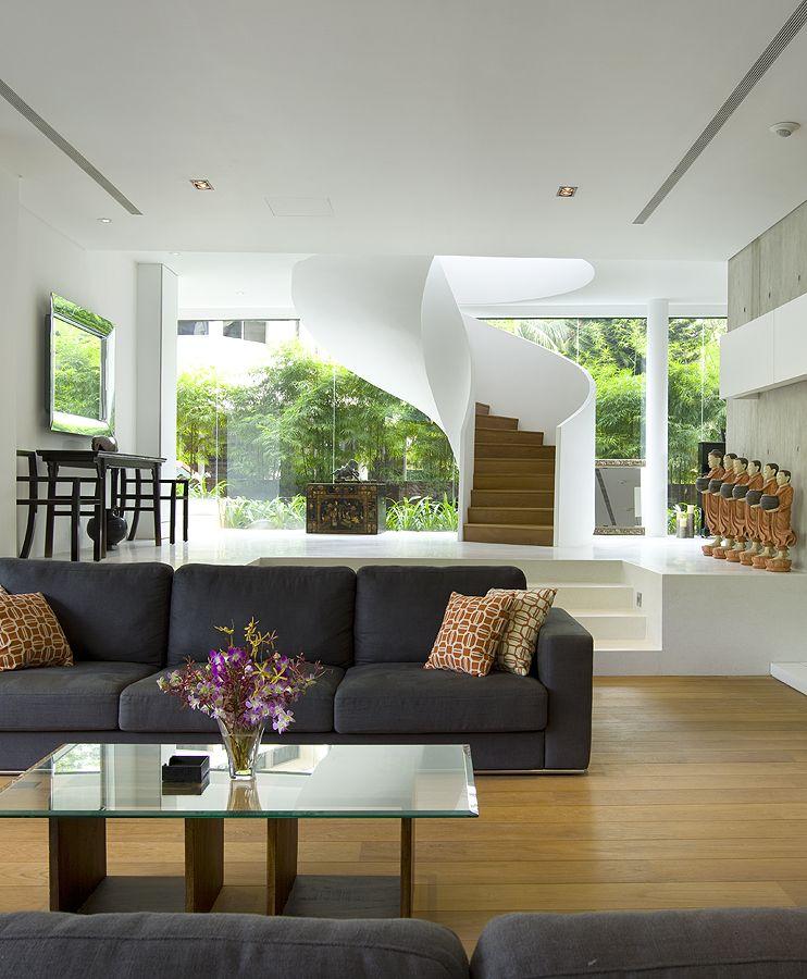 Casa 45 Faber Park - Ong & Ong, Arquitectura, diseño, casas | Dream ...
