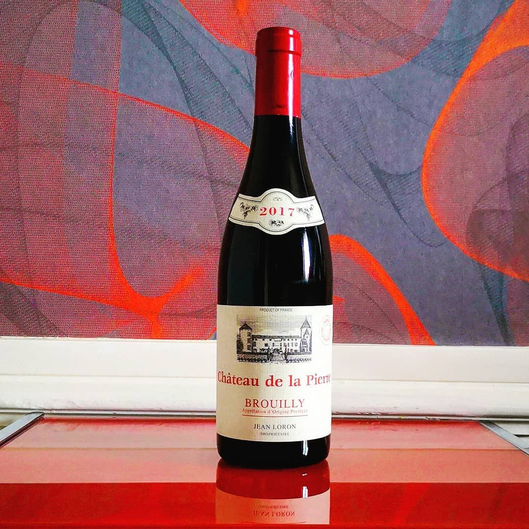 Jean Loron On Instagram Annees 70 Back To The Seventies Pickoftheday Wine Winestyle Vin Brouilly Beaujolais Jean French Wine Beaujolais Wine