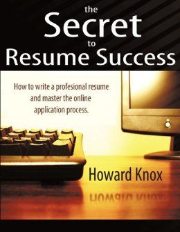 Professional resume services online application