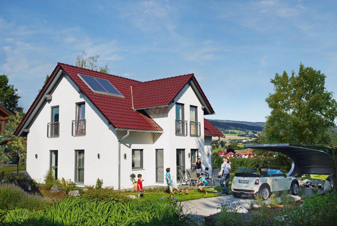 Fassadengestaltung einfamilienhaus rotes dach  Röben Klinker, Bricks | FARO grau-bunt, LDF, Fußsortierung ...