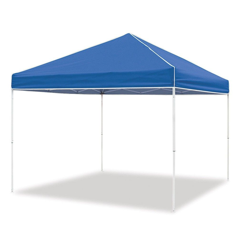 Z Shade 10 X 10 Foot Everest Instant Canopy Outdoor Patio Shelter Blue 2 Pack Canopy Outdoor Instant Canopy Canopy Tent Outdoor